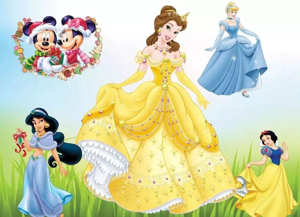 夢幻的迪士尼,竟然讓公主們拍了一部「女性陰道」介紹片,赤裸裸的完全呈現啊