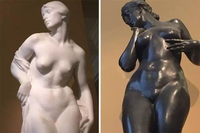 這個媽媽在博物館裡給孩子餵奶,被博物館要求把胸部遮住,忍不住就反懟了...