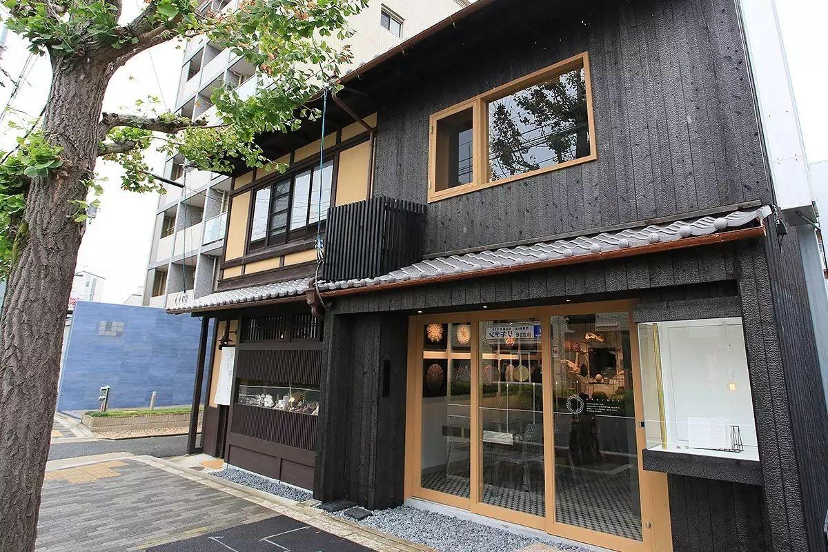 不做民宿的咖啡廳不是好雜貨店,京都一家小店卻全都做到了!