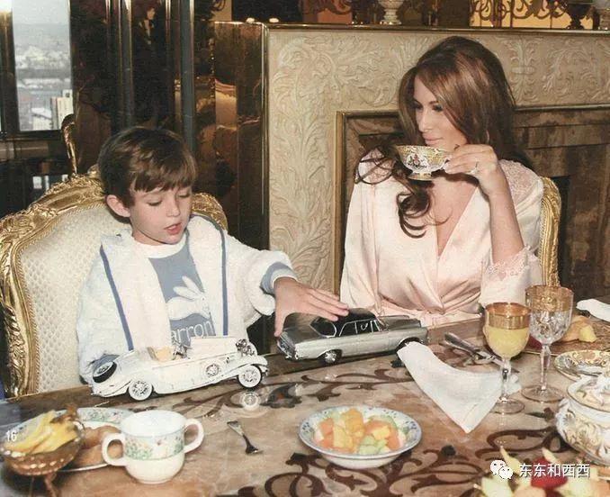 才11歲就搶了戲精老爸的風頭,總統家的小少爺:我容易嗎我?