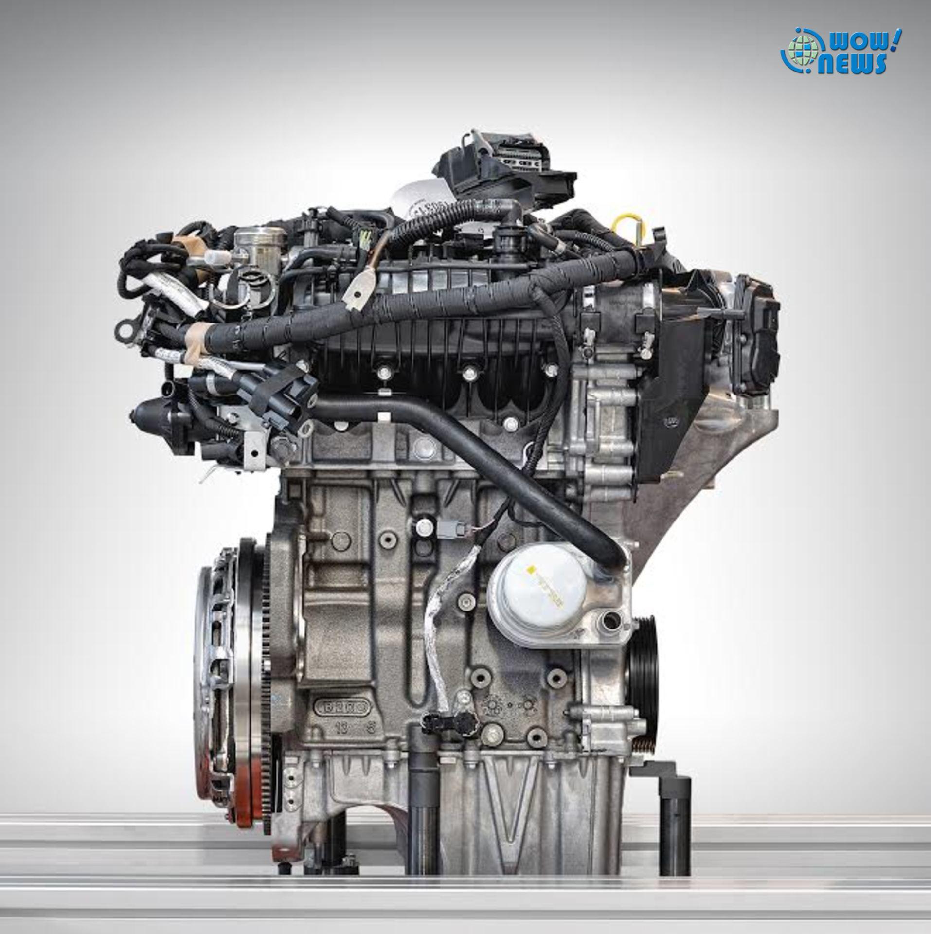 FORD ECOBOOST 125汽油引擎六連霸摘星,再度獲選為2017年國際引擎大賞