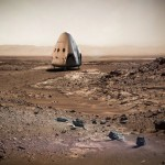 SpaceX的登陸火星計畫