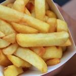 吃炸薯條致死率高