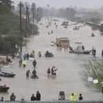 洪水將如何危害你的健康?