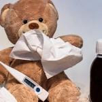 孩子發燒的好處
