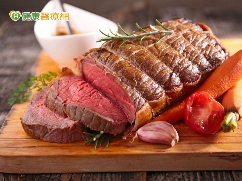 小孩也會長大腸息肉 紅肉、加工品要少吃